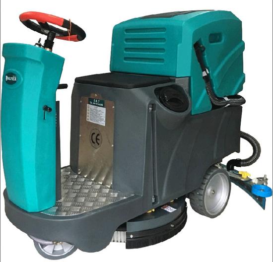 克麥爾D90小駕駛洗地車