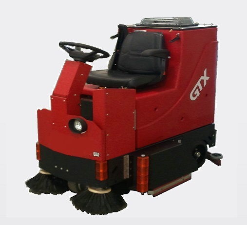 美國CAT-GTX駕駛式洗地機