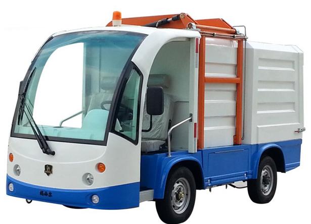 瑪西爾DHWQY-7電動環衛車