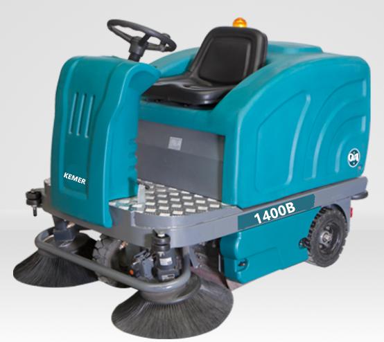 克麥爾1400中型掃地機