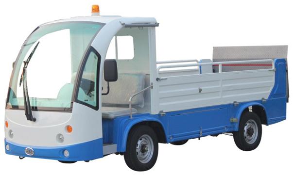 瑪西爾DT1.2-B2A電動8桶駁運車